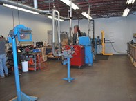 Image gallery thumbnail image 10. Caption: Our Weld Center